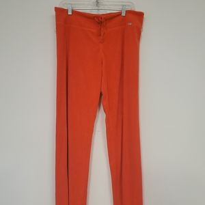 Speedo vintage orange track/sweat pants sz.LG